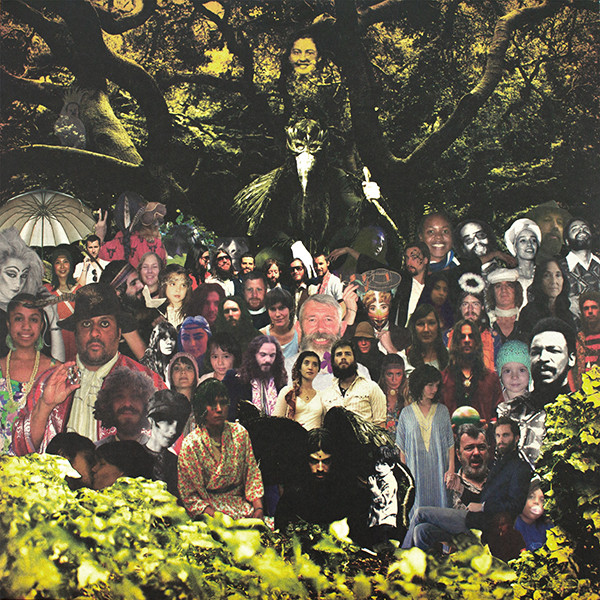 Devendra Banhart - Cripple Crow - vinyl record