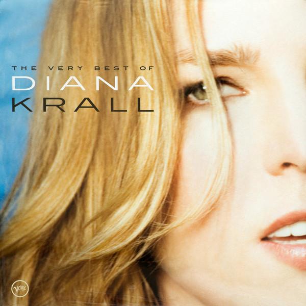 Diana Krall - The Very Best Of Diana Krall - vinyl record