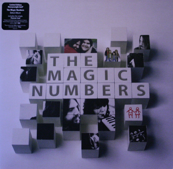 The Magic Numbers - The Magic Numbers - vinyl record