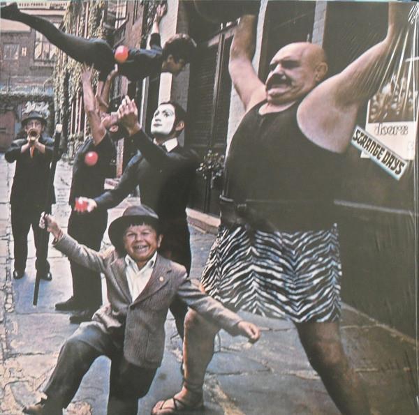 The Doors - Strange Days - vinyl record