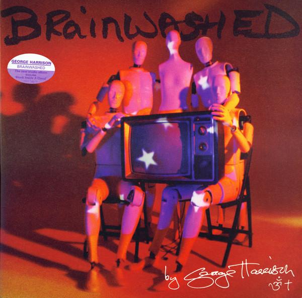 George Harrison - Brainwashed - vinyl record