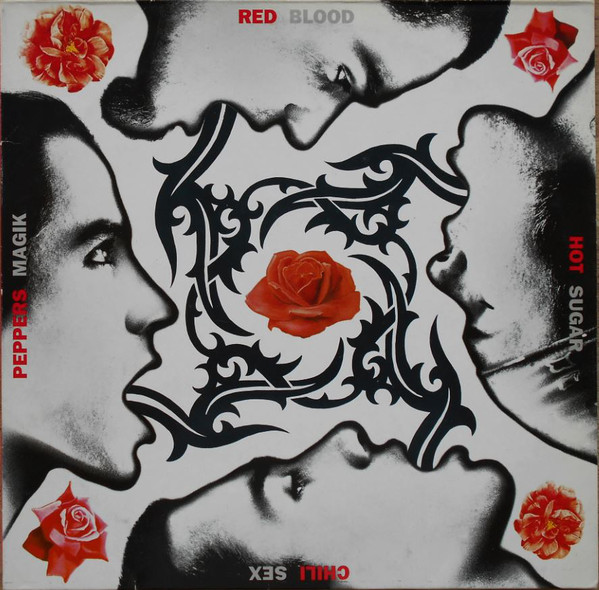 Red Hot Chili Peppers - Blood Sugar Sex Magik - vinyl record