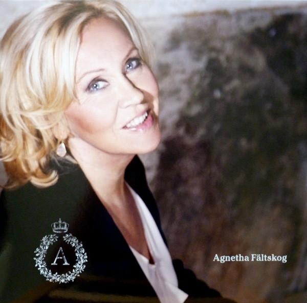 Agnetha Fältskog - A - vinyl record