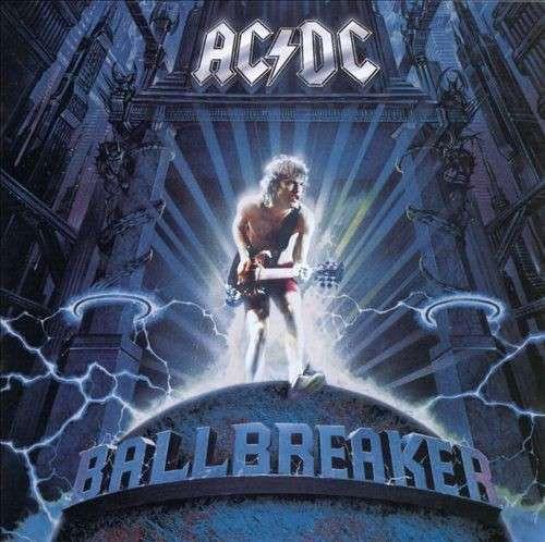AC/DC - Ballbreaker - vinyl record