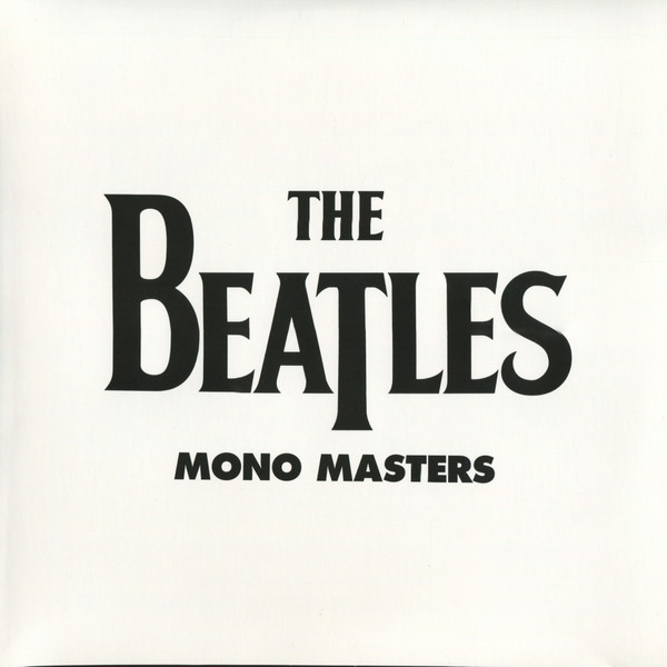 The Beatles - Past Masters Volumes One & Two - vinyl record
