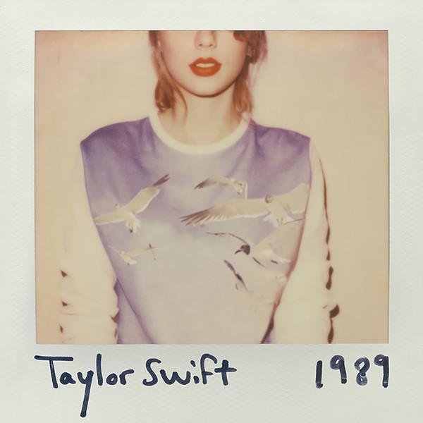Taylor Swift - 1989 - vinyl record