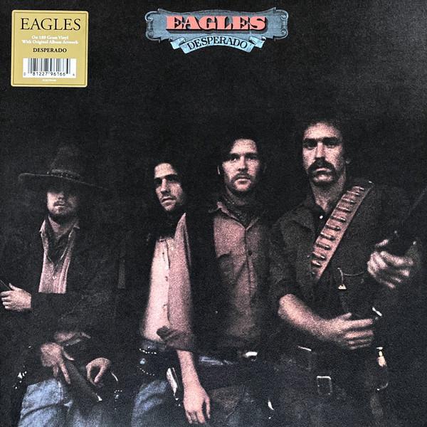 Eagles - Desperado - vinyl record