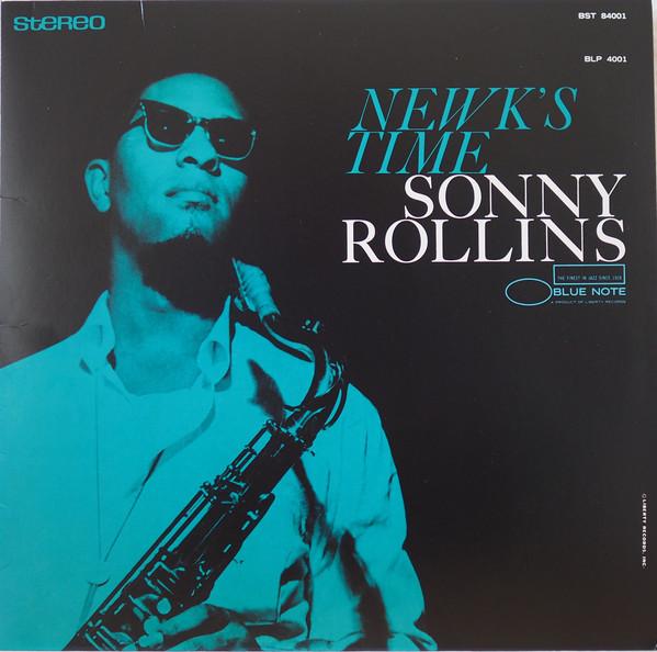 Sonny Rollins - Newk's Time - vinyl record