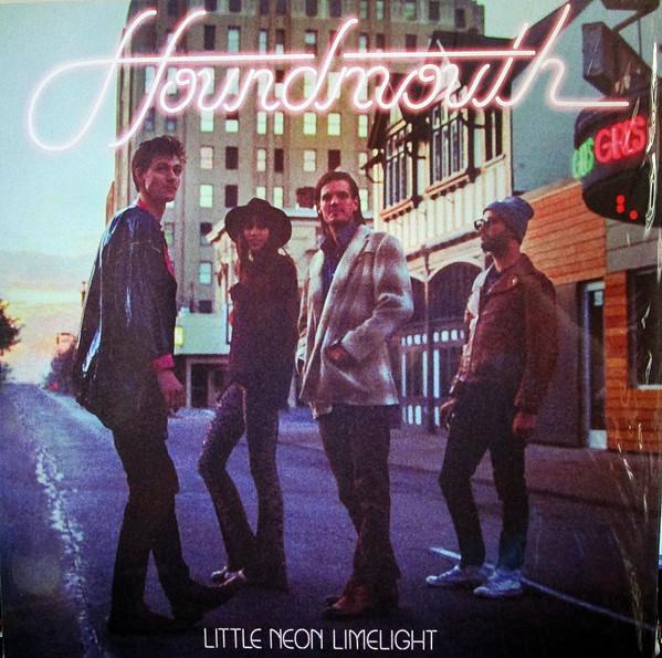 Houndmouth - Little Neon Limelight - vinyl record