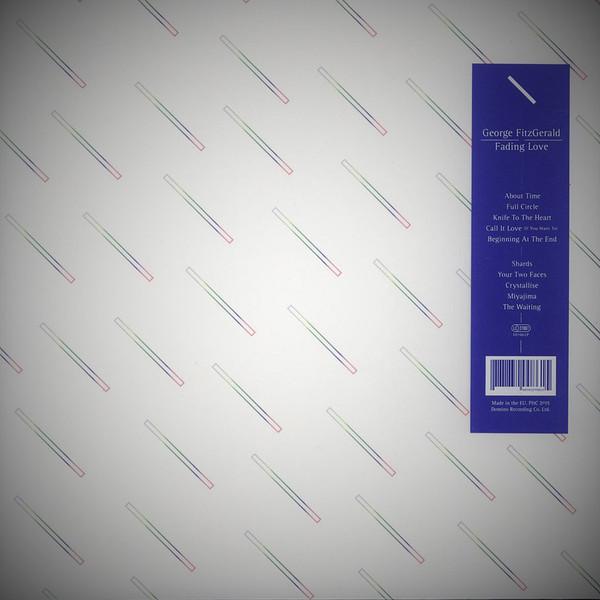 George Fitzgerald - Fading Love - vinyl record