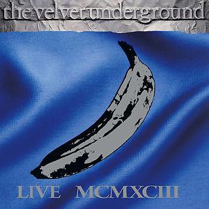 The Velvet Underground - Live MCMXCIII - vinyl record