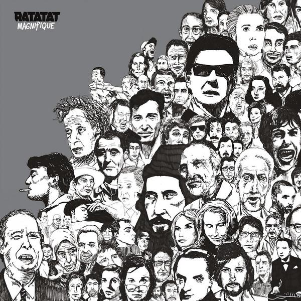 Ratatat - Magnifique - vinyl record