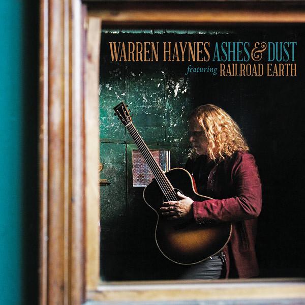Warren Haynes - Ashes & Dust - vinyl record