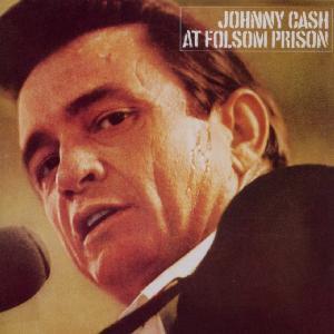 Johnny Cash - At Folsom Prison - vinyl record