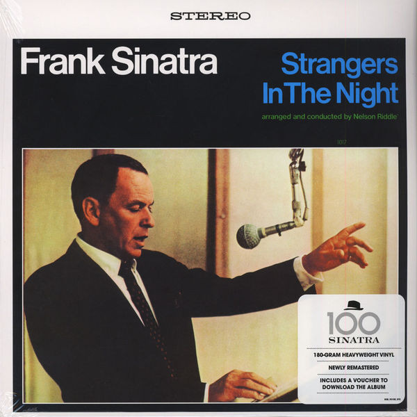 Frank Sinatra - Strangers In The Night - vinyl record