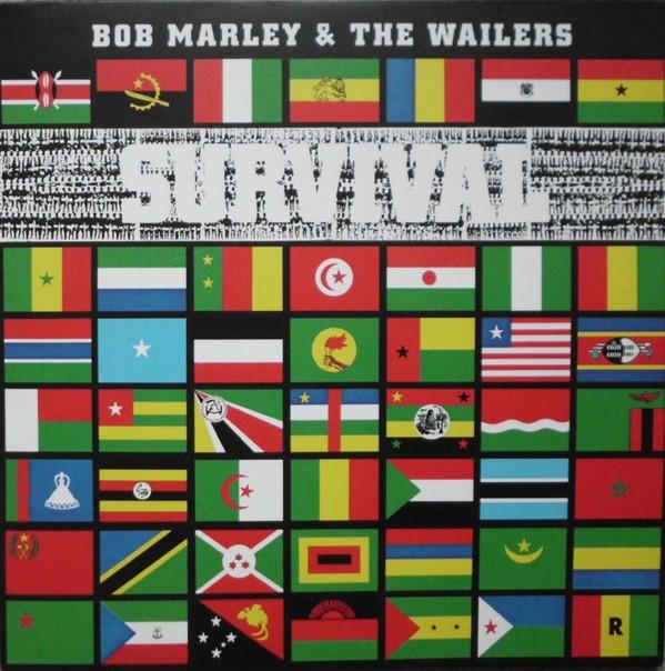 Bob Marley & The Wailers - Survival - vinyl record
