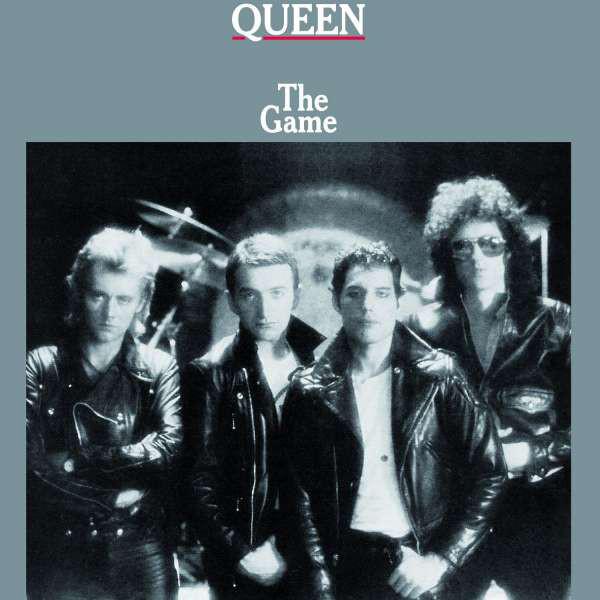 Queen - The Game - vinyl record