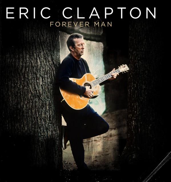 Eric Clapton - Forever Man - vinyl record