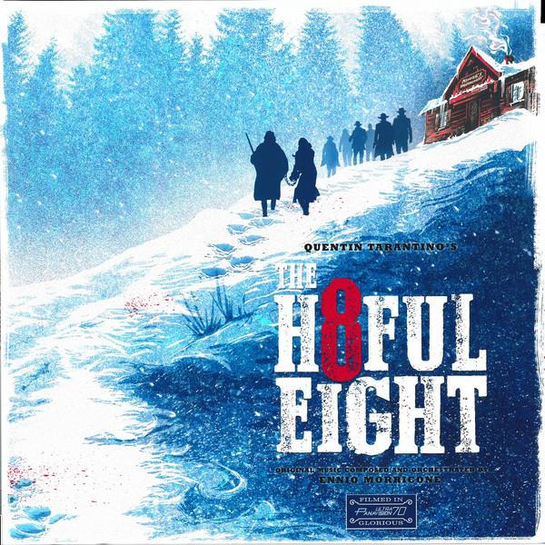 Ennio Morricone - Quentin Tarantino's The H8ful Eight - vinyl record