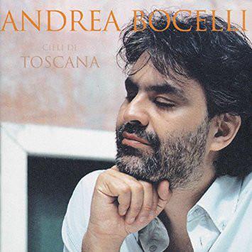 Andrea Bocelli - Cieli Di Toscana - vinyl record