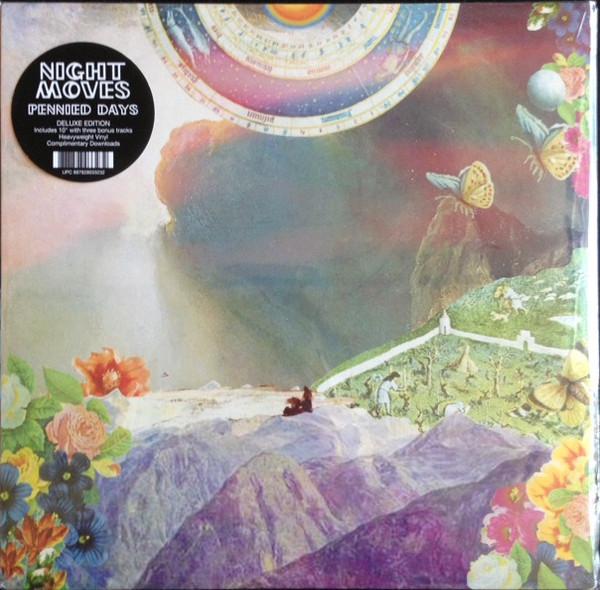 Night Moves (3) - Pennied Days - vinyl record