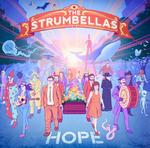 The Strumbellas - Hope - vinyl record