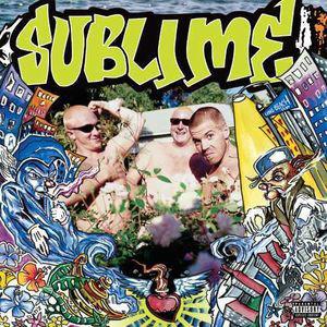 Sublime (2) - Second Hand Smoke - vinyl record