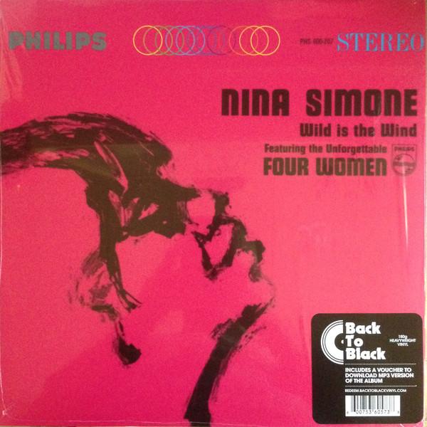 Nina Simone - Wild Is The Wind - vinyl record