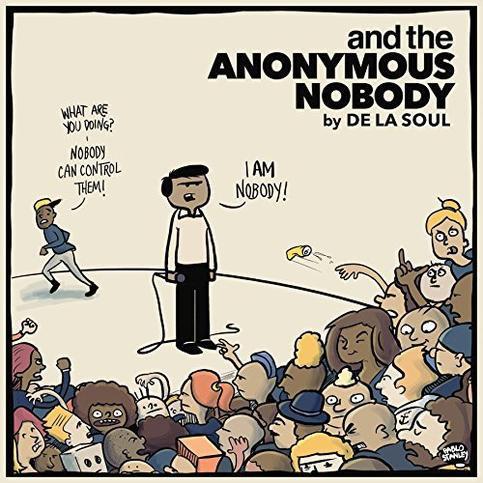 De La Soul - And The Anonymous Nobody - vinyl record