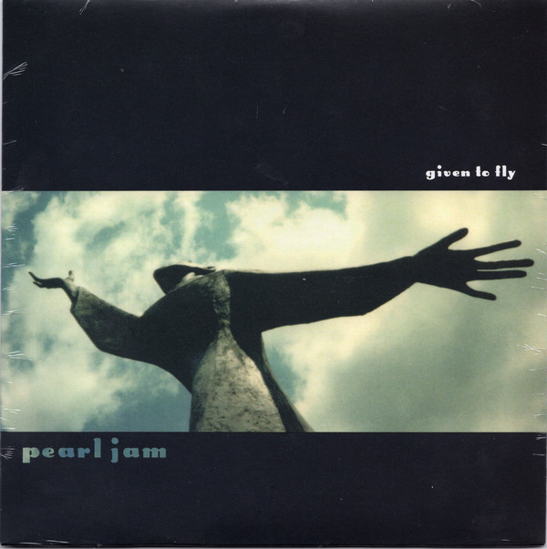 Pearl Jam - Given To Fly - vinyl record