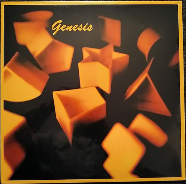 Genesis - Genesis - vinyl record