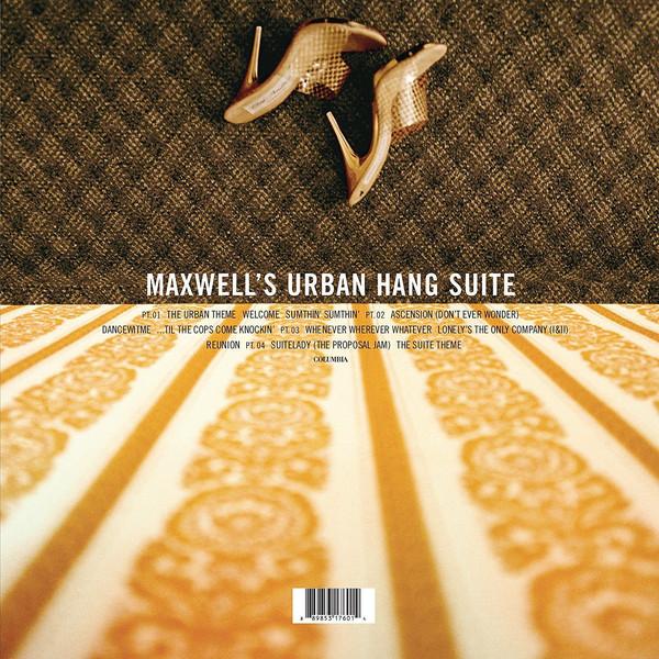 Maxwell - Maxwell's Urban Hang Suite - vinyl record