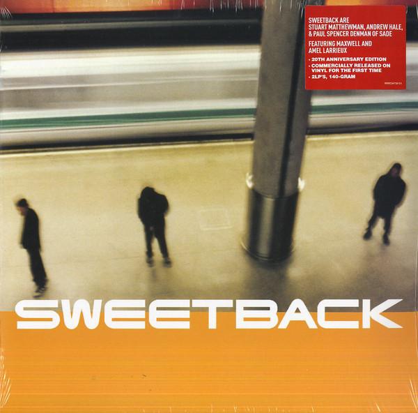 Sweetback - Sweetback - vinyl record
