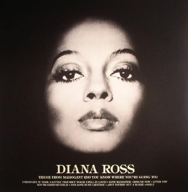 Diana Ross - Diana Ross - vinyl record