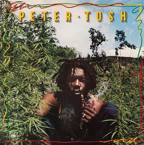 Peter Tosh - Legalize It - vinyl record