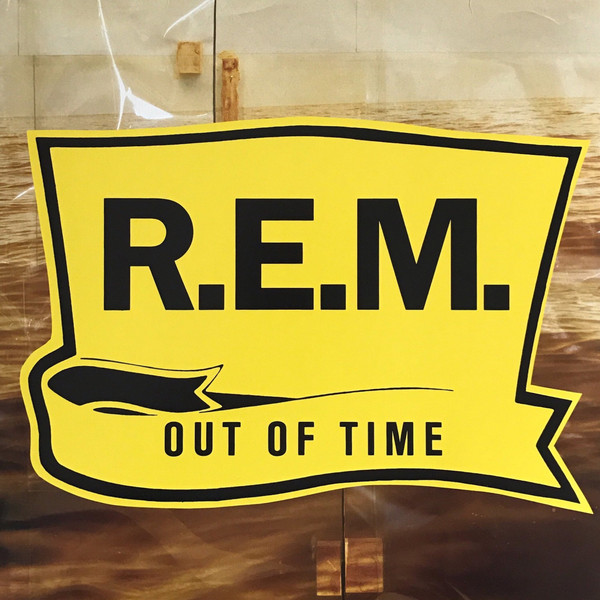 R.E.M. - Out Of Time - vinyl record