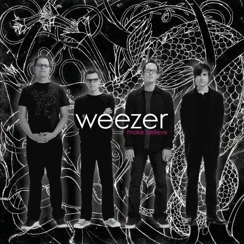 Weezer - Make Believe - vinyl record