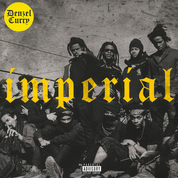 Denzel Curry - Imperial - vinyl record