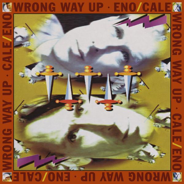 Brian Eno - Wrong Way Up - vinyl record