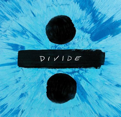 Ed Sheeran - ÷ (Divide) - vinyl record