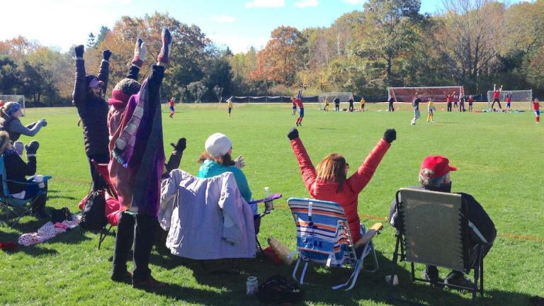 Takoma Sports Team Records City's First Ever Loss
