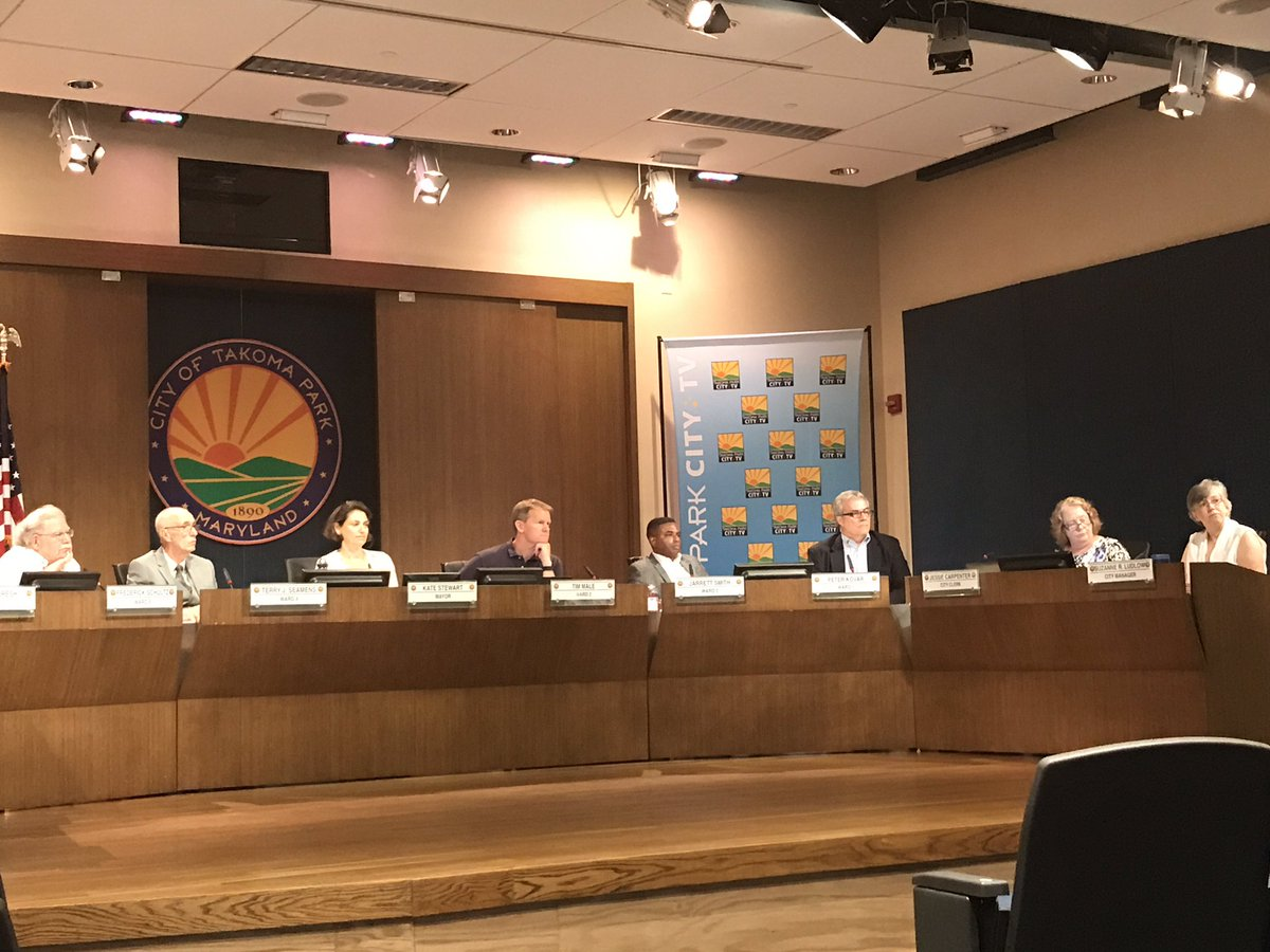 Takoma Park Releases Controversial FY2020 Budget