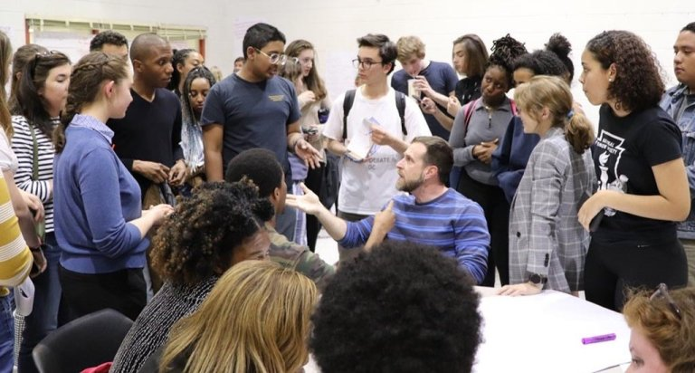 "Montgomery County Parents Surprise Students, Faculty with Reenactment of ""Lord of the Flies"""