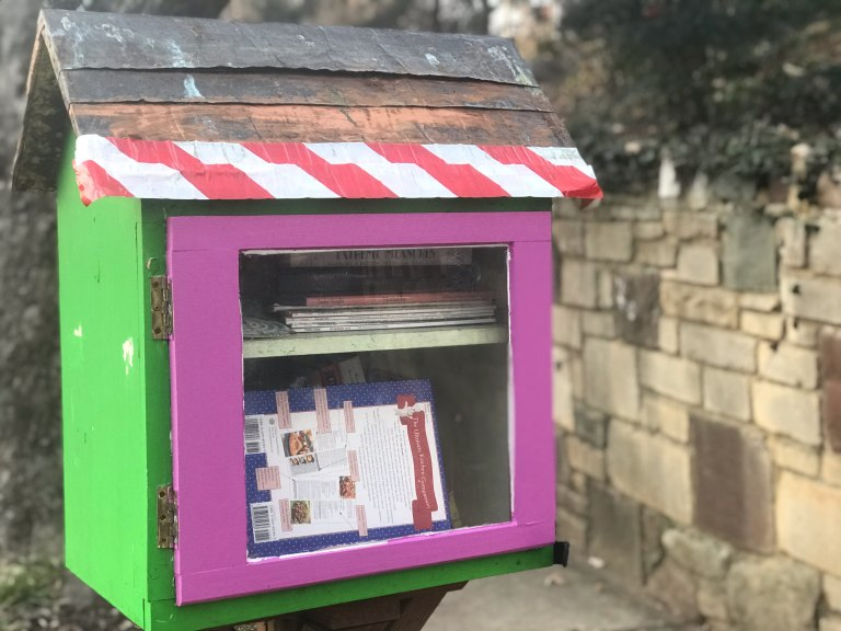 Montgomery County to Require Building Permits for Little Free Libraries