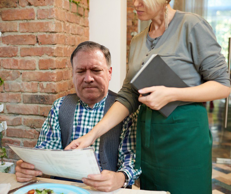Pompeo Explodes on Waitress, Demands She Point Out Side Dishes On Menu
