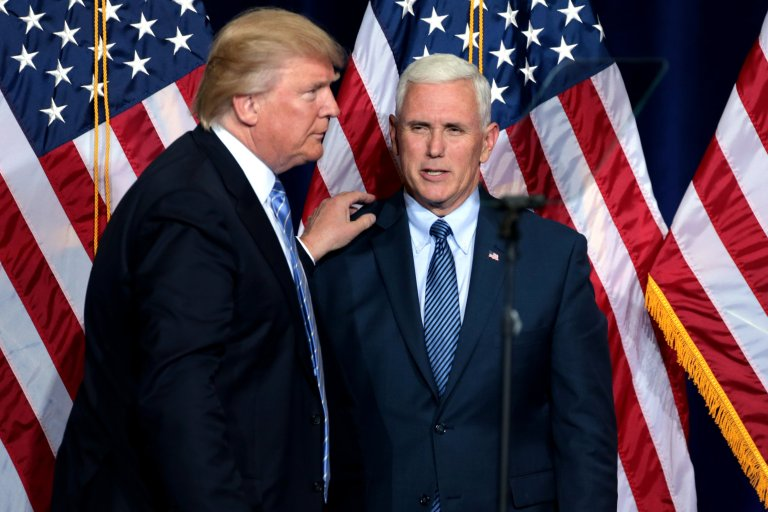 Trump Sends Pence to Combat Coronavirus In Hopes of Getting to Pick a New Vice President