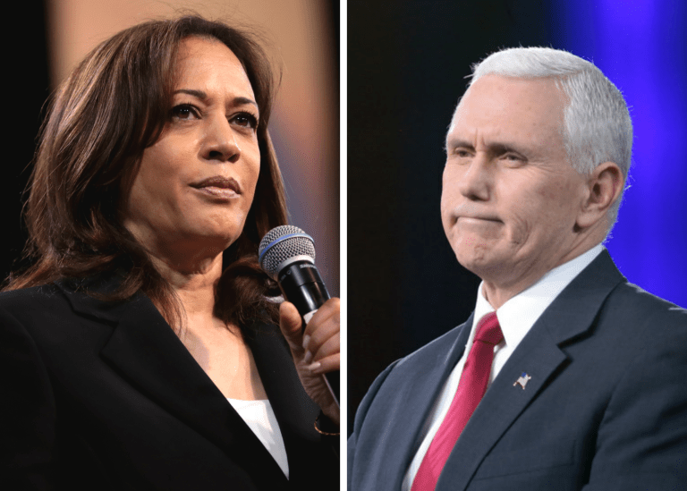"Mike Pence Still Awaiting Approval from ""Mother"" to Debate Kamala Harris"