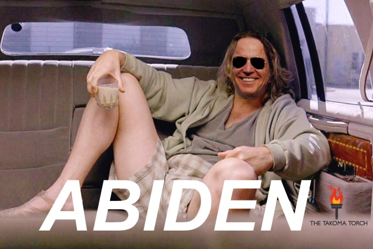 After Successful Convention, Democrats Change Slogan to 'ABIDEN'