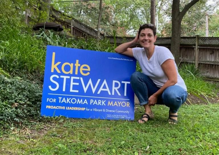 Takoma Torch Interview with Mayor Kate Stewart