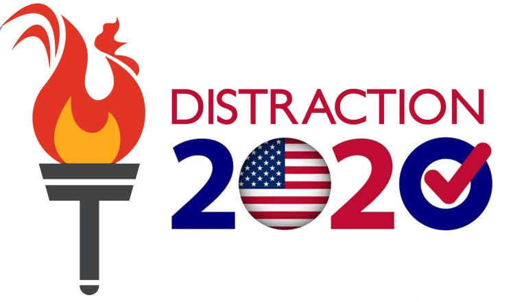 Distraction 2020: The Takoma Torch's Election Endorsements